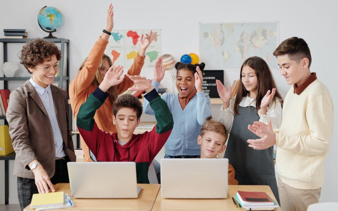 Summer schools classroom