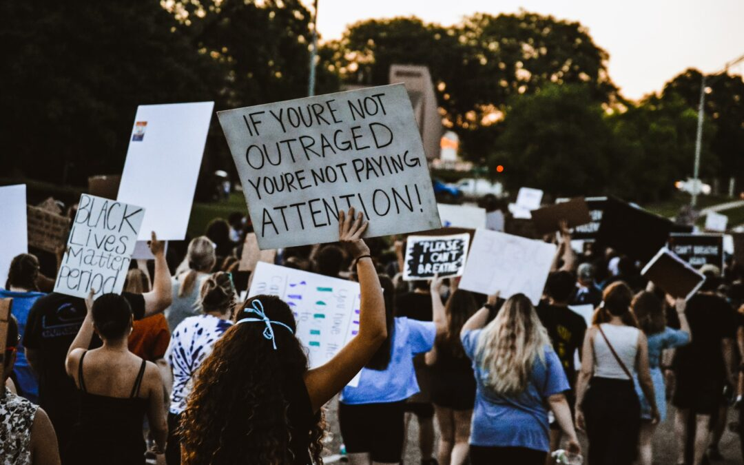 How to Talk with Young Children About the George Floyd Protests