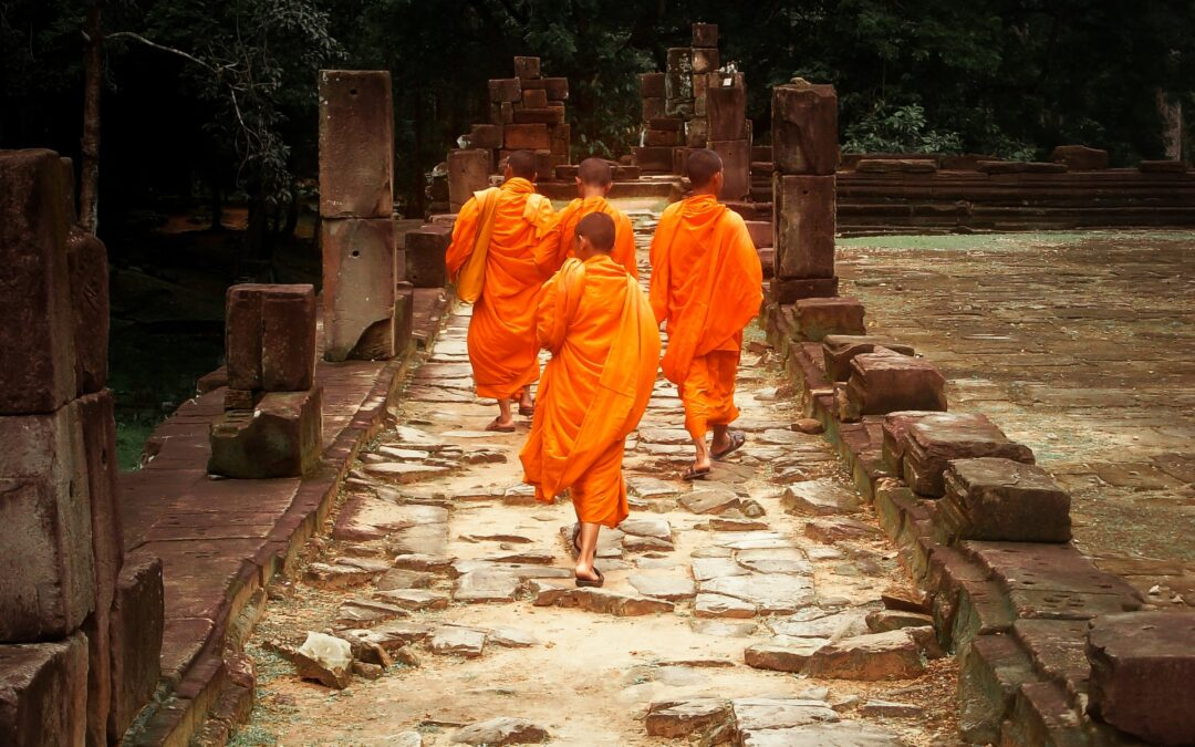 Four Practical Ways to Think Like a Monk