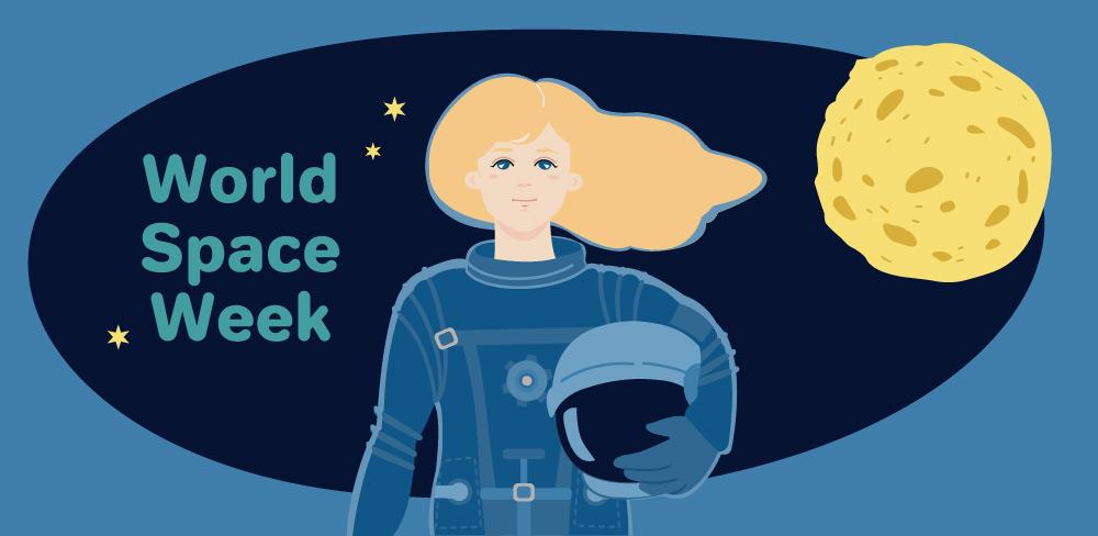 Banner World Space Week